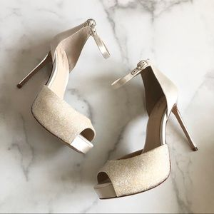 Vince Camuto Karleigh Crystal Platform Sandal